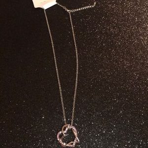 💚4 For $20💚 Silver chain with heart pendant